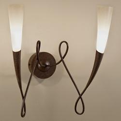 Virgins Double Wall Sconce