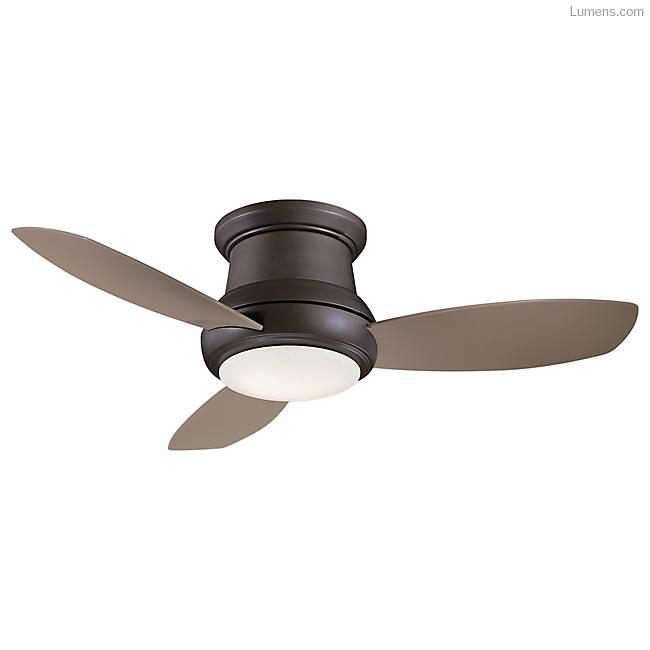 Minka Aire Fans Concept II Flush Mount 44 In. Ceiling Fan