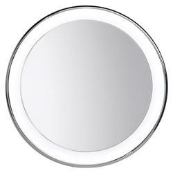 Tigris Recessed Round Mirror