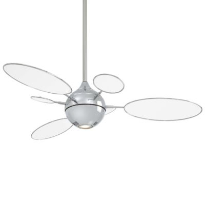 Cirque ceiling fan with light by minka aire fans at lumens mozeypictures Choice Image