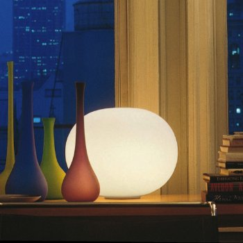 Glo Ball Basic 2 Table Lamp By Flos At Lumens Com