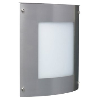 Square 105/107/109 Indoor/Outdoor Wall Sconce