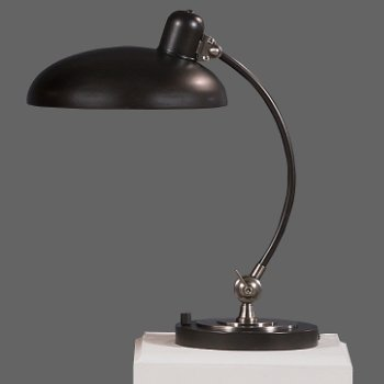 Shown in Lead Bronze finish with Ebonized Nickel, in use