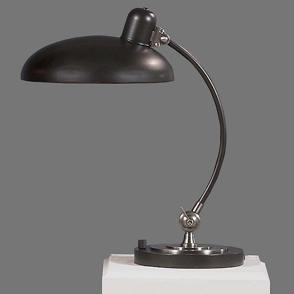 Bruno Adjustable C Arm Desk Lamp
