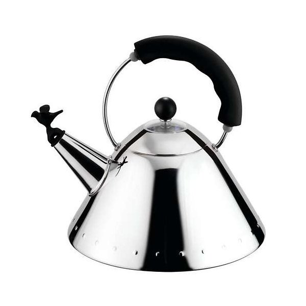 Kettle with Bird Whistle