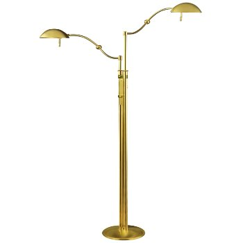 Double Swing Floor Lamp No. 6451/2