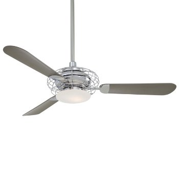 Acero Ceiling Fan with Light