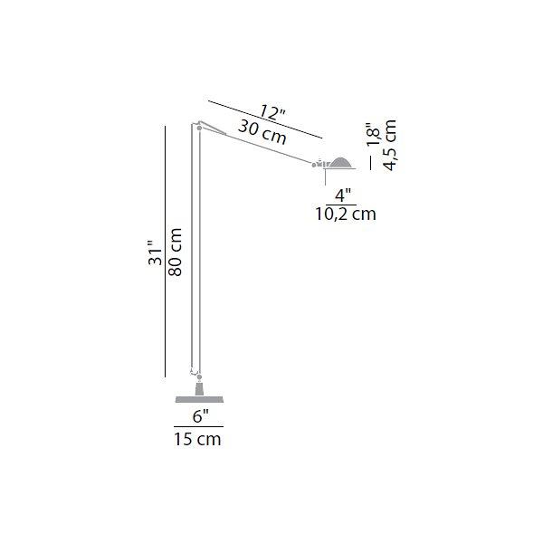 Berenice Floor Task Lamp