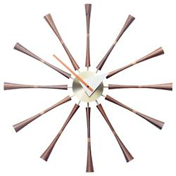 Spindle Clock