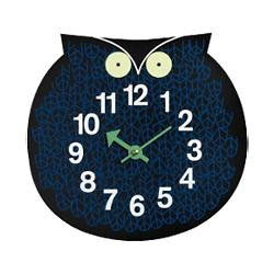 Nelson Omar the Owl Wall Clock