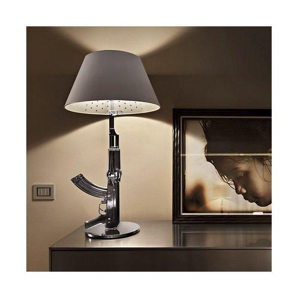 Gun Table Lamp