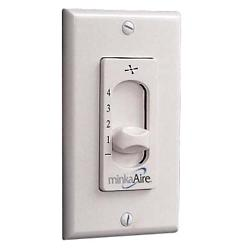 Wall Mount Wired Fan Control WC105