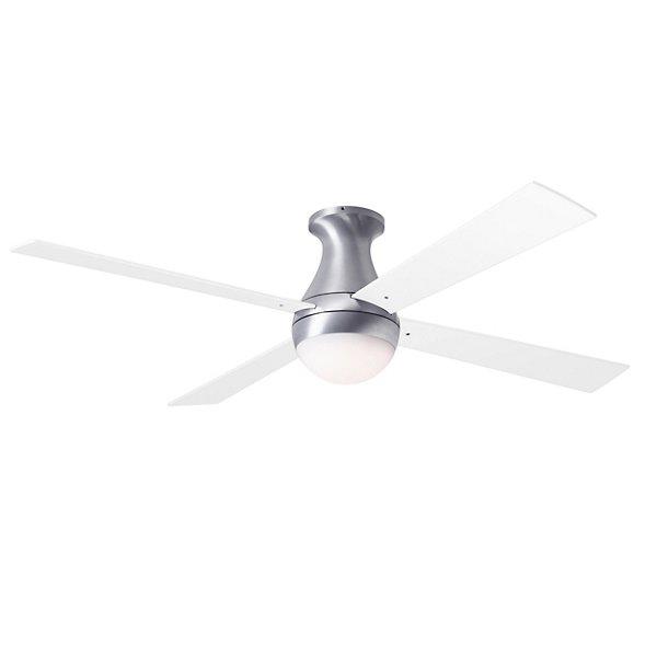 Ball Flushmount Ceiling Fan