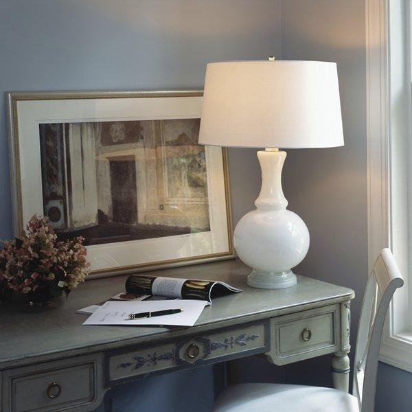 Harriet Glass Table Lamp