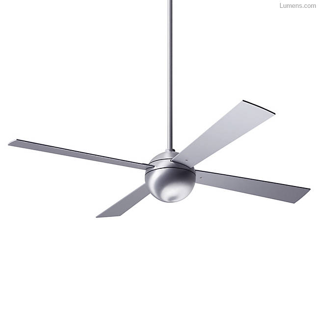 large ceiling fan with Aluminum blades for high ceiling