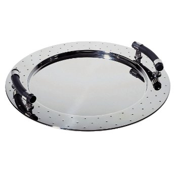 Michael Graves Round Tray with Handles