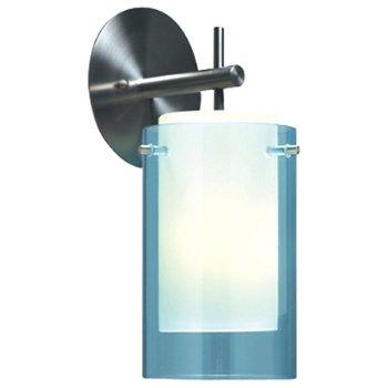 Shown in Aquamarine glass
