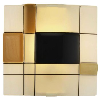 Appliquations Mondrian Clip Wall Sconce