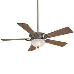 Delano Ceiling Fan with Integrated Light