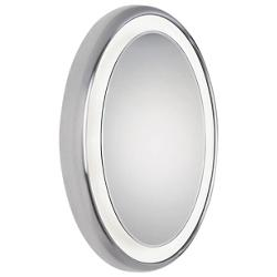 Tigris Surface Oval Mirror