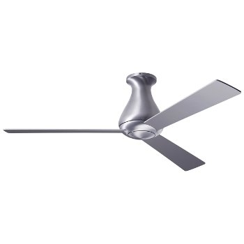Altus Hugger Ceiling Fan with Optional Light
