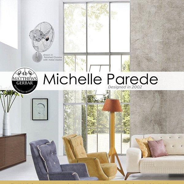 Michelle Parede Wall Fan