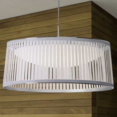 Solis led drum pendant by pablo designs at lumens aloadofball Image collections
