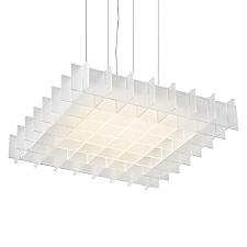 Pablo Lighting Pablo Grid Single Pendant Light