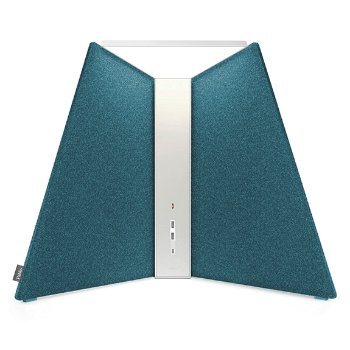 Shown in Turquoise finish