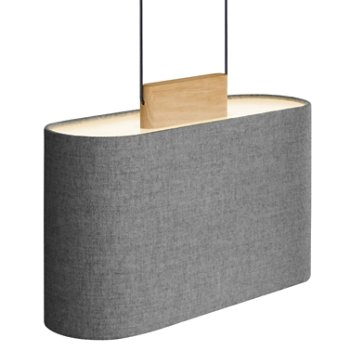 Shown in Silverdale finish, Small size