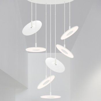 Circa Multi-Light LED Pendant