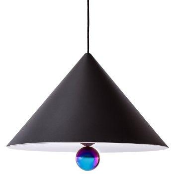 Shown in Black, Large size, unlit