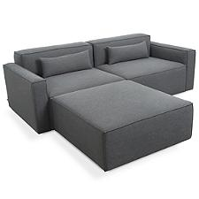 Mix Modular 3 Piece Sectional