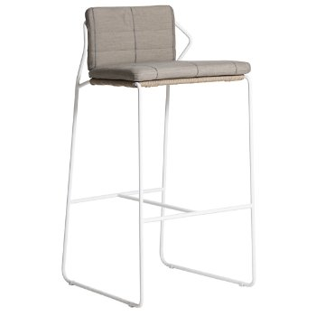 Sandur Bar Stool with Cushions