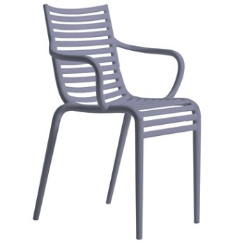 Pip-e Armchair Set of 4
