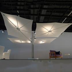 Spectra Quattro Umbrella and Base