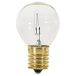 40W 120V S11 E17 High Intensity Clear Bulb 4-Pack