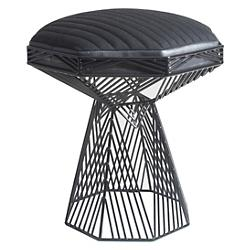 Switch Table/Stool with Reversible Seatpad