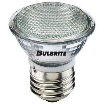 35W 120V MR16 E26 Halogen Clear FLD Bulb (2-Pack)