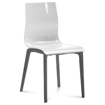 Shown in White, Anthracite finish