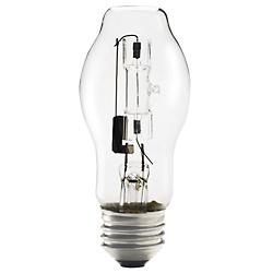 43W 120V BT15 E26 EcoHalogen Clear Bulb 2-Pack