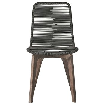 Shown in Dark Gray Cord and Distressed Eucalyptus finish