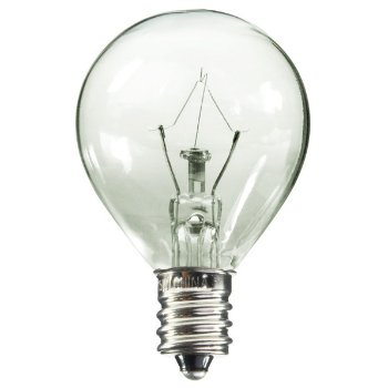 40W 120V G11 E12 Krypton Clear Bulb