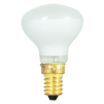 40W 130V R14 E14 Clear Bulb 3-Pack