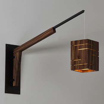 Motus Swing Arm Claudo Wall Sconce