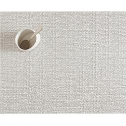 Glassweave Silver Set of 4 Placemats