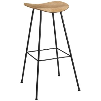2D Bar Stool Center Base
