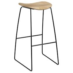 2D Bar Stool Sledge Base