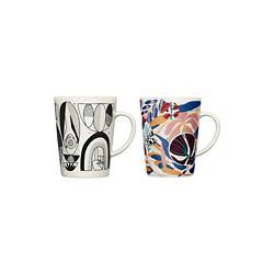 Graphics Mug Set