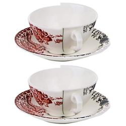 Zora Tea Cup Set of 2
